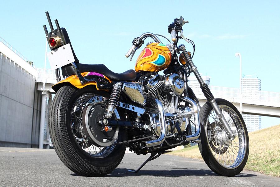 XL1200V - Harley-Davidson